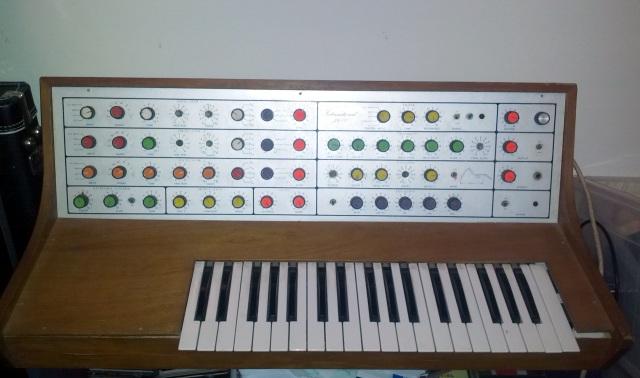 ETI 3600 Synth